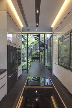Nature House Design In Singapore - great ideas for bringing nature into your home