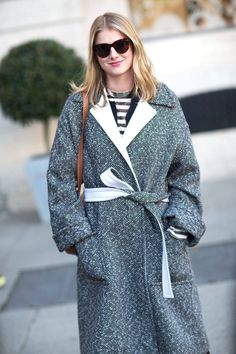 Ma Chérie: Street Style From Paris - Page 140 - Harper's BAZAAR