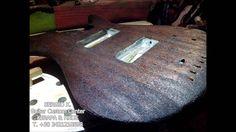 The Lawbreaker Bass by Custom Guitars