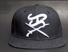 WIP CAPS 「Ka 'Maong' (Christian Cabuay)」Fitted Baseball Cap