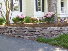 Fieldstone Border Google Search This Is What I D Like