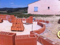 First blocks - villa.