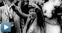 A recording of the actual Rebel Yell by old veterans in the 1930's.