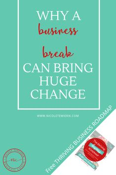 Do you know why taking a break could be the best thing you could do for your business? Find out why taking a business break can help you find clarity and work out what you need to do next! Business Coaching, Business Goals, Business Branding, Business Tips, Online Business, Sales And Marketing, Online Marketing, Design Your Life, Wonder Women