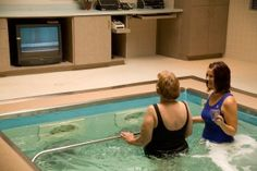 Warm water therapy has benefits for everyone! Here are specific reasons why exercising in a warm water therapy pool is beneficial for those with disabilities and the aging population.