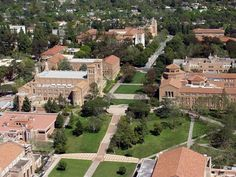 UCLA campus. I worked here from 1998-2011. What a beautiful campus.