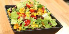 Southwest Cilantro-Lime Salad