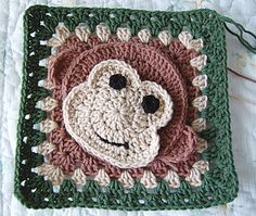 [Free Pattern] Adorable Little Monkey Any Kid Would Love More