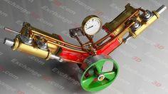 model steam engine - Google Search