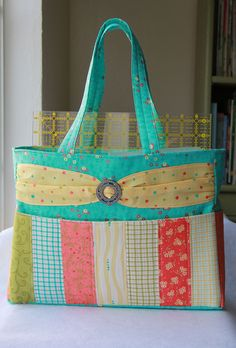 bag from http://kimsherrodstudio.blogspot.com/2012/03/tote-along-tool-caddy-and-linky-party.html