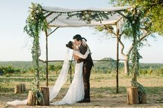 Kyly Zakheim and Ryan Rabin Marry in a Magical Safari Wedding in South Africa