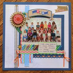#papercrafting #scrapbook #layout If found please return to - Scrapbook.com