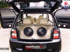 Bass Box (V2) VW Lupo