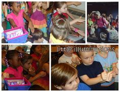 little illuminations: Play It Again, Sam! Music In Our Pre-K Class