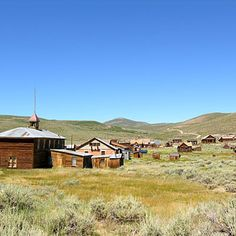 Bodie Hills, California - National Treaures in the West - Sunset