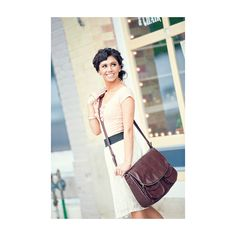 With her slim design, numerous pockets, and choice of either cross-body or shoulder strap, Betsy is the perfect bag for both photo shoots and day trips. $130