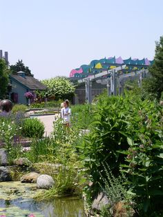 Children's Garden at Michigan State University