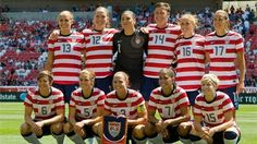 Olympics 2012 - Women's Soccer Team, I'm obsessed with them