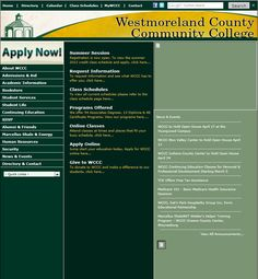 Westmoreland County Community College - Youngwood, PA