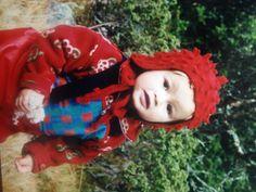Ambers strawberry hat:0)