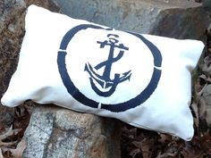 Throw Pillow Decorative Accent Pillow Ahoy Mateys