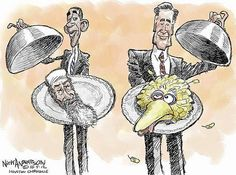 The difference between President Obama and Mitt Romney