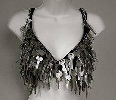 Weird collection of bra