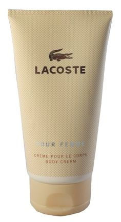 Lacoste Pour Femme By Lacoste For Women. Body Cream 5 Ounces