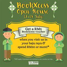 1 jun 31 jul 2016 volkswagen raya open house freebies 17 19 jul 2015 bookxcess hari raya open house stopboris Images