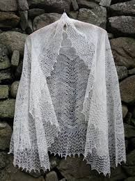 Resultado de imagen para shetland lace