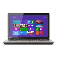 "$594.00 Toshiba 17.3"" Satellite Laptop Core i7-4700MQ 8GB 750GB BT Win 8 | P75-A7200"