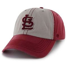 St. Louis Cardinals Undertow Clean-Up Adjustable Cap by  47 Brand  21.95   916181fe1
