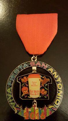 Bill Miller's medal 2016