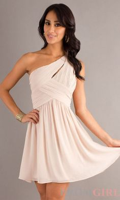 Short White Formal Dresses Under 100