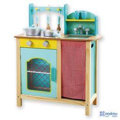 AndreuToys - Blue Kitchen