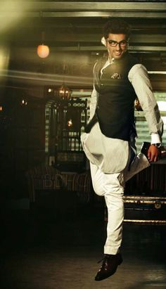 Arjun Kapoor in Raghuvendra Rathore.