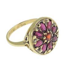 Gold ring, Vintage Gold Ring, Granite Ring, 14k Gold Vintage Ring, Gemstones Ring, Special Gold Ring, Gold Jewelry, Real Gold Ring
