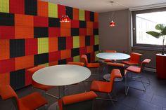 Eco Felt Buzziskin 3D Tiles the Revolution of Tiles materials eco
