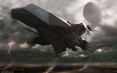 Considerably described as the planet exterminator, these alienish giant warship…
