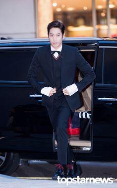 [HD포토] 신화 (SHINHWA) 에릭, '조각이 걸어다니네~' / HD Photo News - TopStarNews.Net