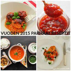 Peggyn pieni punainen keittiö: Vuoden 2015 parhaat reseptit