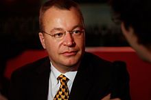 Stephen Elop – Wikipedia