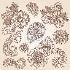 mandala tattoos-love love love