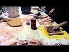 Estuco de yeso (I) - YouTube