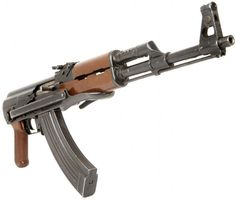 The ak-47, an extremely common, mobile, and powerful assault rifle, combined with a folding stock for any possible situation, the ak-47 gets the job done, especially when dealing with the undead...