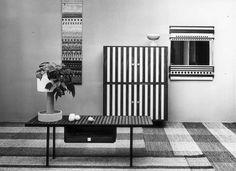 Ettore Sottsass, mobile, 1965