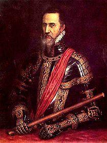 Duque de Alba.  Libro Tercios de Flandes – Juan Giménez