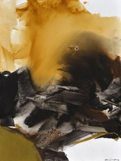 Chen Jiang Hong - Sans titre - oil on canvas, Chinese Brush, Watercolor And Ink, Ink Art, Osaka, Oil On Canvas, Tokyo, Abstract Art, Illustration Art, Museum