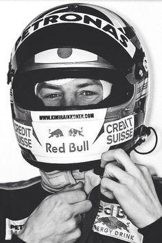 Kimi Raikkonen 2001 ...