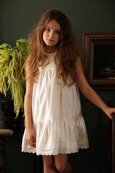 SS16: Blu Pony Vintage's Tiny Rose dress works old-fashioned charm with a modern shape. www.bluponyvintage.com